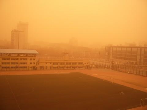 2010-03-22 北京沙尘暴